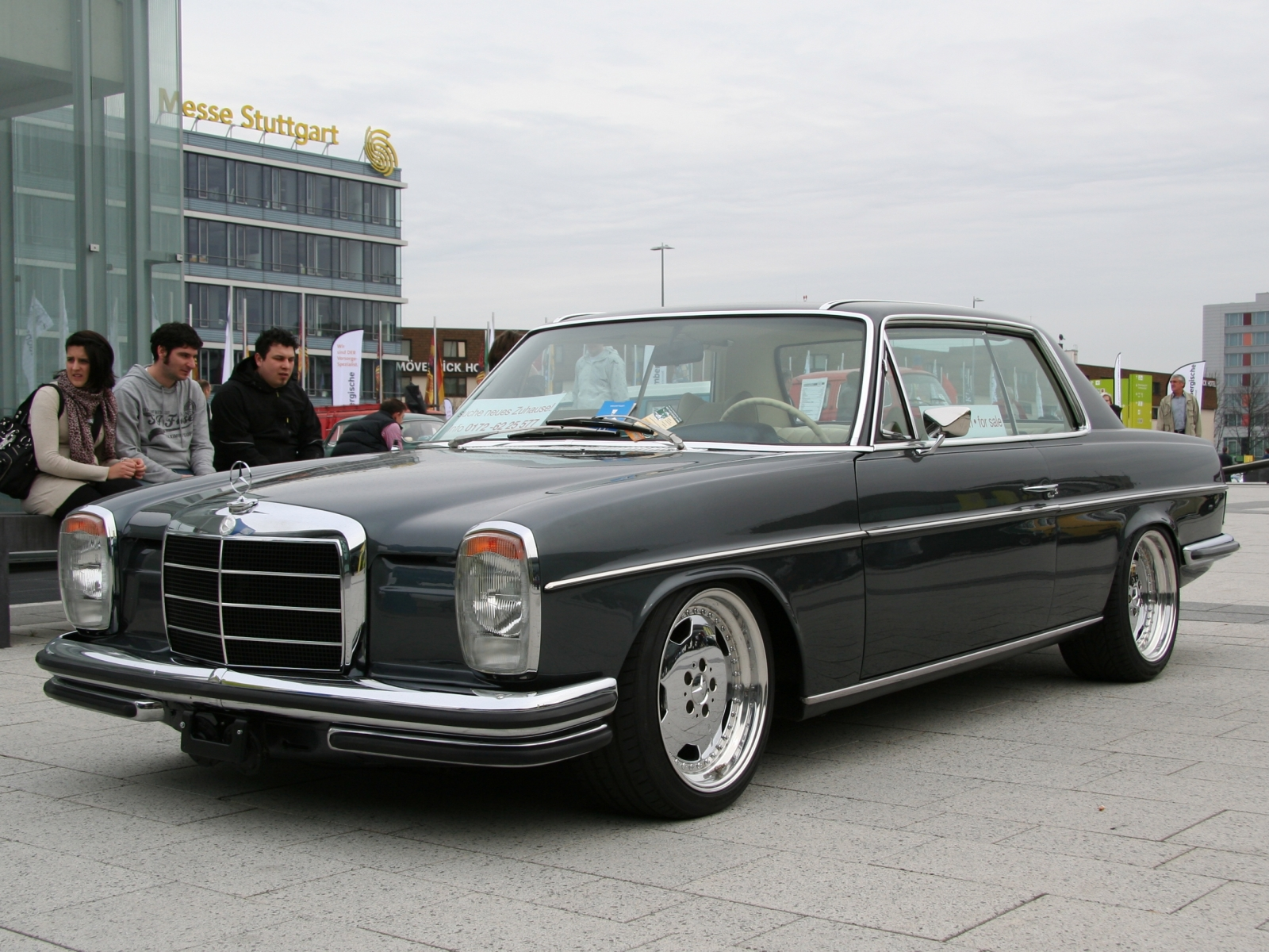 Mercedes benz 8 coup bildersammlung von christof rezbach for Mercedes benz of cleveland