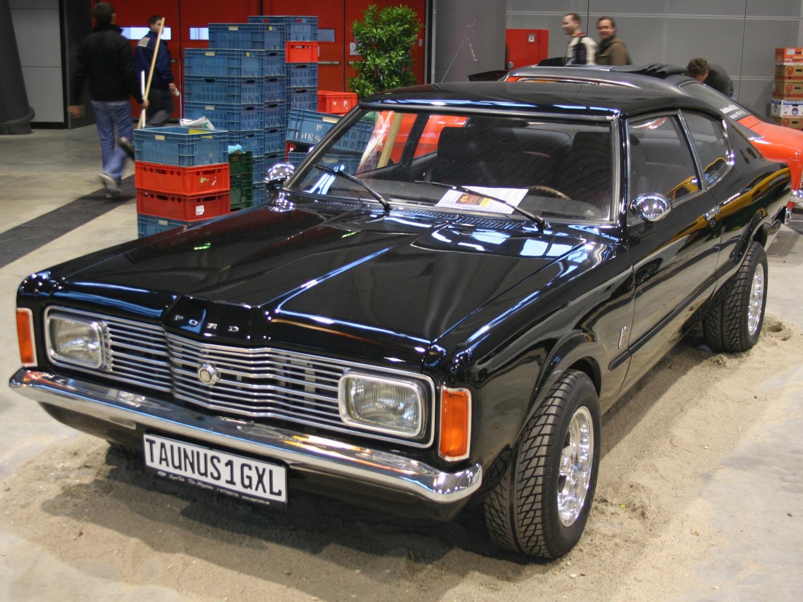 Ford Taunus Coup 233 Bildersammlung Von Christof Rezbach