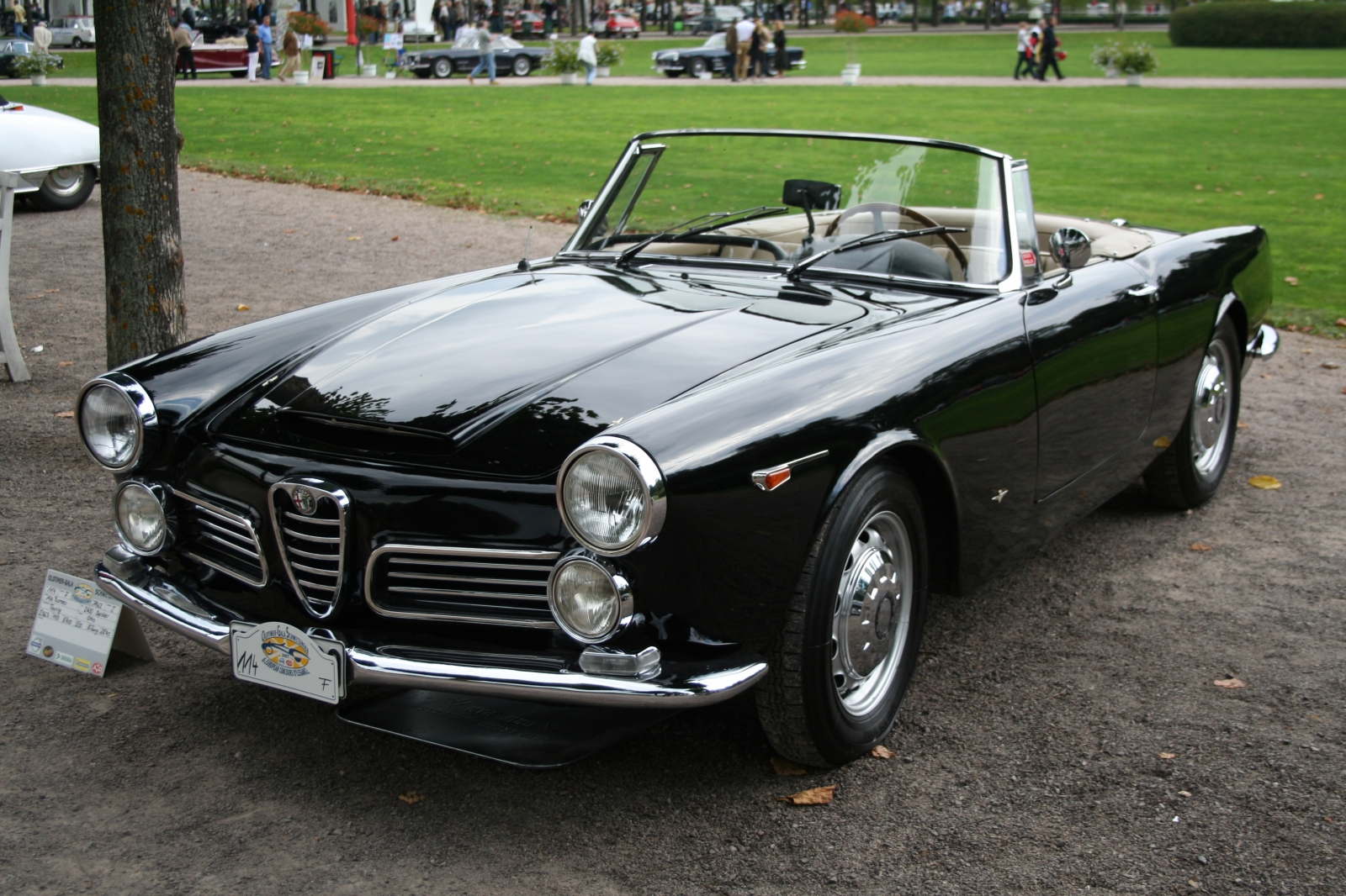 1962 alfa romeo 2600 spider related infomation,specifications