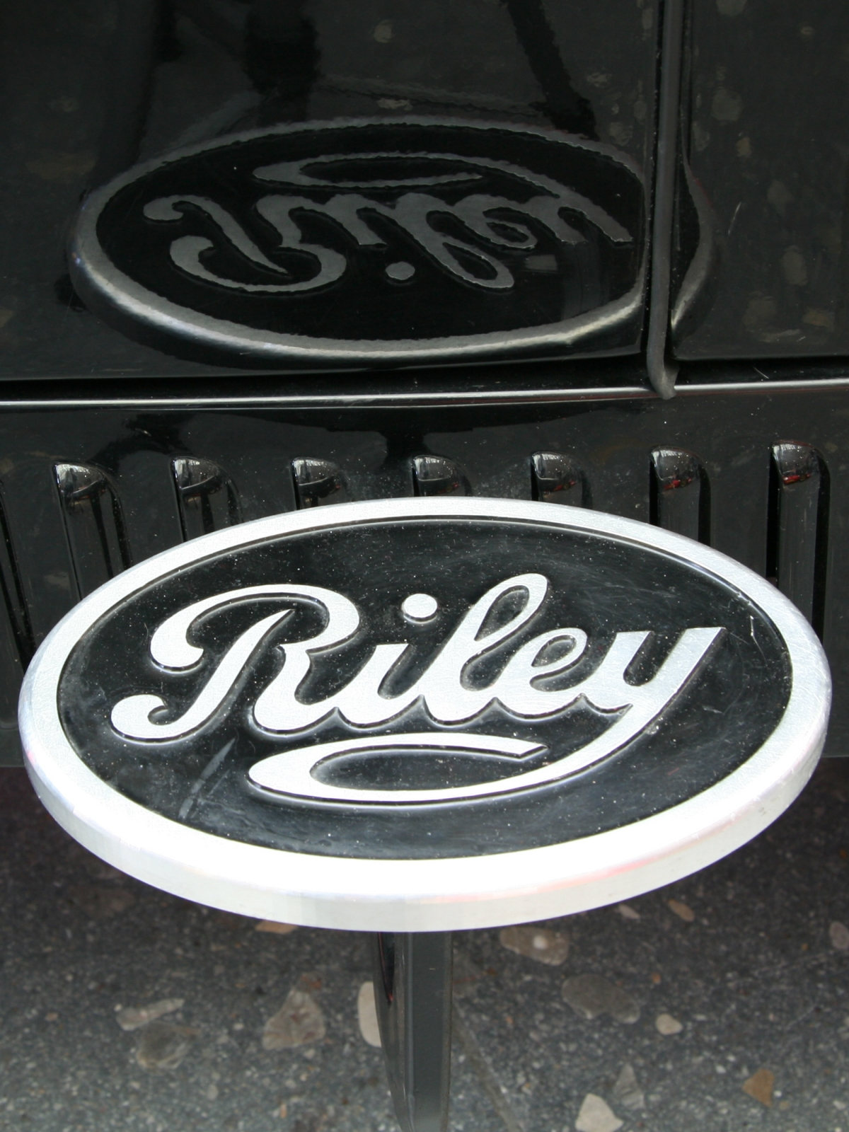 Riley Kestrel Big Four Special Detail