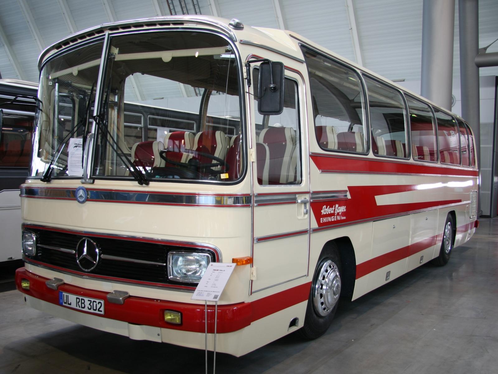 Mercedes benz o 302 bildersammlung von christof rezbach for Mercedes benz of ohio