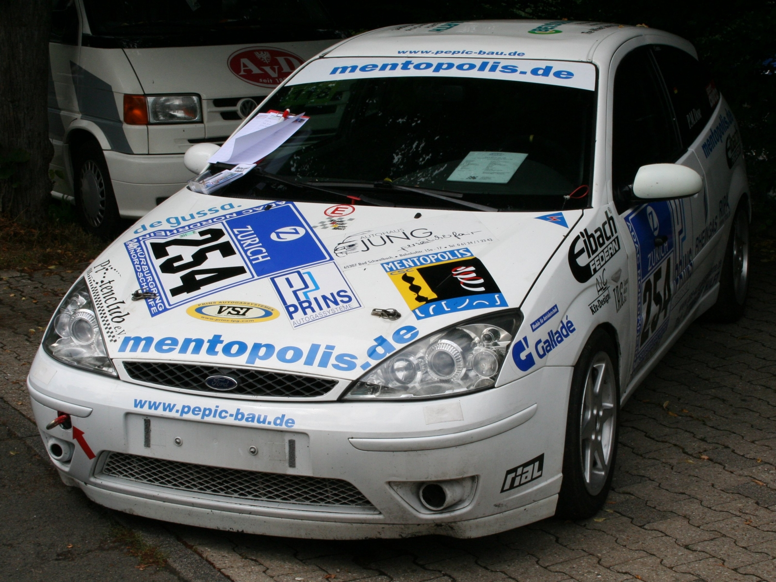 Ford Focus Rennversion