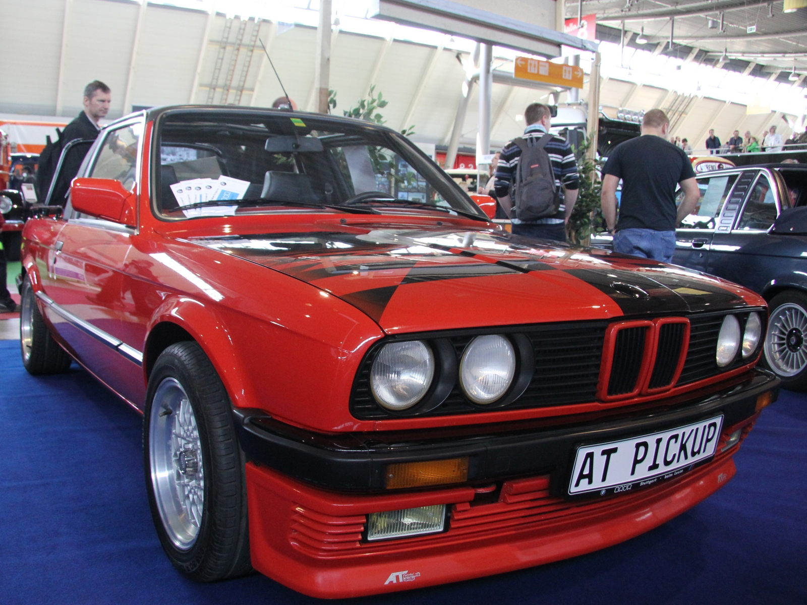 BMW 323 i E30 Pick-Up von AT