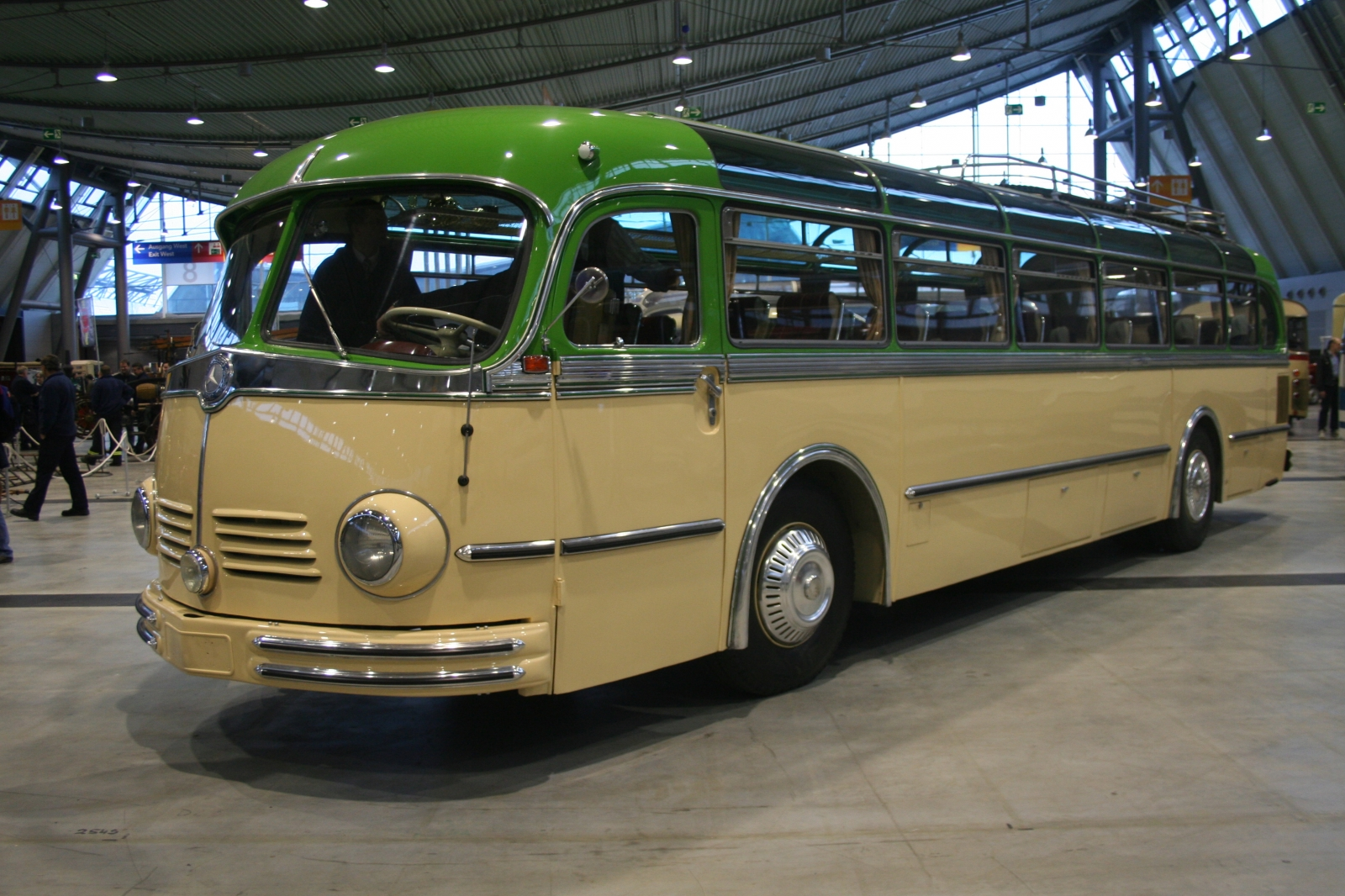 1950 for Mercedes benz rt 22