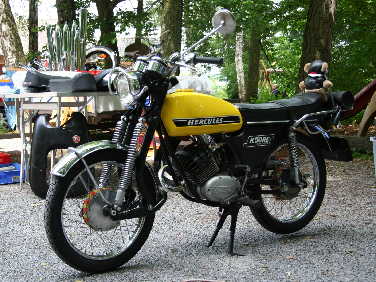 Hercules K 50 RE Elektronic